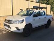 2017 Toyota Hilux SR Auto 4x4 Double Cab Clarkson Wanneroo Area Preview