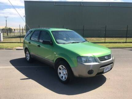2005 FORD TERRITORY SX TX RWD 5 SEATER WAGON LOW KMS!!! Altona North Hobsons Bay Area Preview