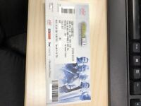 2 SECOND ROW TABLE tickets World Darts Championship Tuesday 19th Dec