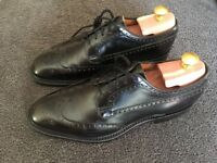 Church's Grafton Brogues-Black-Size 8.5
