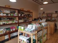 SPACIOUS A1 ORGANIC SUPERMARKET LOCATED IN THE HEART OF HACKNEY