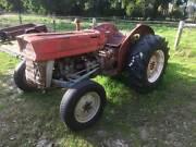 Massey Ferguson 135 4cyl petrol tractor Sellicks Beach Morphett Vale Area Preview