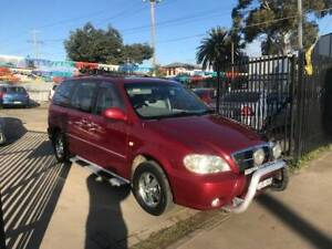 2005 KIA CARNIVAL LS 7 SEATER LOW KMS FULL SERVICE HISTORY!!! Altona North Hobsons Bay Area Preview