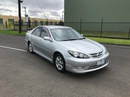 2005 TOYOTA CAMRY SPORTIVO V6 DUAL FUEL GREAT LOOKING CAR!!! Altona North Hobsons Bay Area Preview