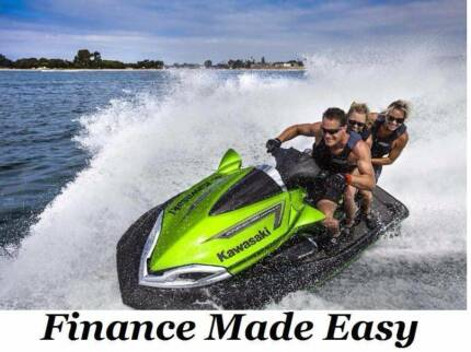 Caravan, Boats, Jetskis Finance