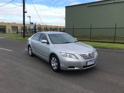 2009 TOYOTA CAMRY ALTISE 4 CYLINDER AUTOMATIC FULL HISTORY!!! Altona North Hobsons Bay Area Preview