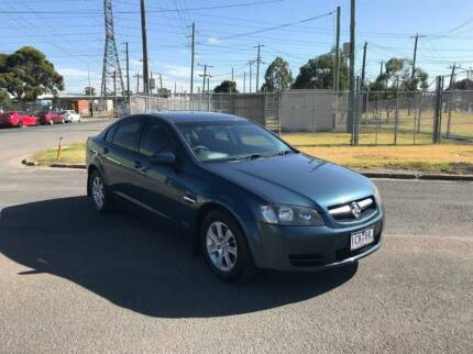 2010 HOLDEN COMMODORE VE OMEGA FACTORY DUAL FUEL Altona North Hobsons Bay Area Preview