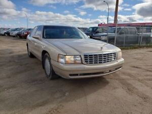 1997 Cadillac DEVILLE 4.6L Leather Seats Inspected W/Warranty! D