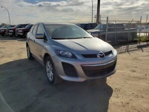 2010 Mazda CX-7 2.3L Turbo AWD! Low KM'S & Payments!