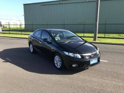 2012 HONDA CIVIC VTI-LN SEDAN 4 CYLINDER AUTOMATIC LOW KMS!!! Altona North Hobsons Bay Area Preview