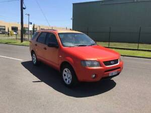 2004 FORD TERRITORY TX SX 7 SEATER WAGON CHEAP FAMILY CAR!!! Altona North Hobsons Bay Area Preview