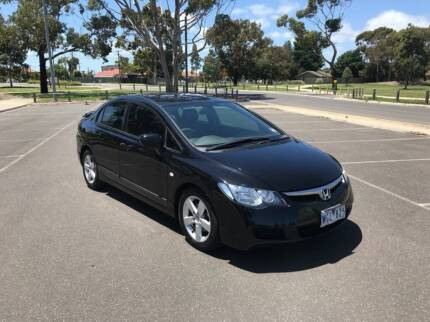2008 HONDA CIVIC VTI L AUTOMATIC SEDAN LOW KMS GREAT CAR!!! Altona North Hobsons Bay Area Preview
