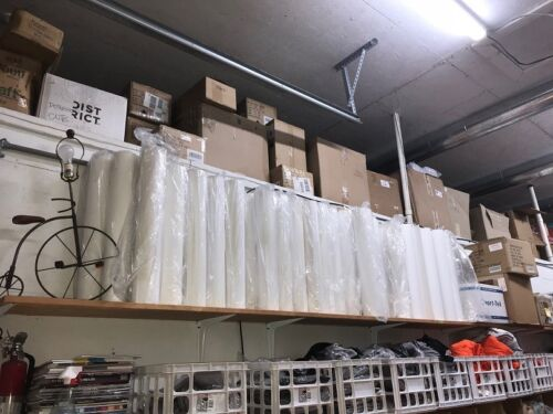 10 YARDS Solutions-Opaque STAHLS PRINTABLE Heat T-Shirt Transfer Vinyl White HTV