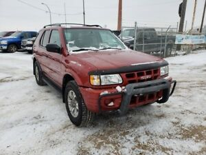 2001 Isuzu Rodeo LS 3.2L V6 4x4 5 Speed Inspected W/Warranty!
