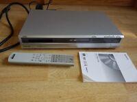 Sony DVD recorder. RDR-GX210.