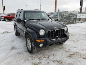 2004 Jeep Liberty Limited 3.7L V6 4x4! Leather Inspected W/Warra