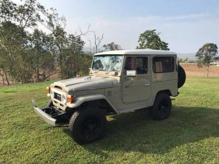 1976 Toyota LandCruiser Coupe Marian Mackay Surrounds Preview