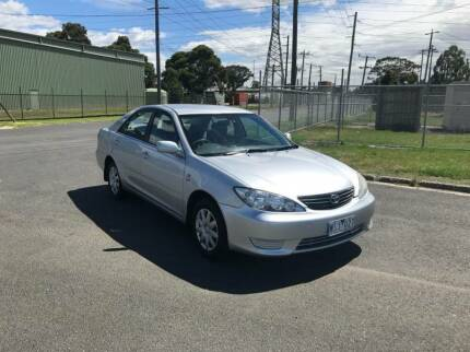 2005 TOYOTA CAMRY ALTISE 4 CYLINDER AUTOMATIC LOW KMS GREAT CAR!! Altona North Hobsons Bay Area Preview