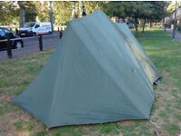 Lichfield Challenger 5 Ridge tent - old school style tent