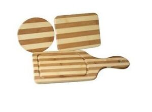 2-Toned-Reversible-Bamboo-Cutting-Boards-SET-OF-3