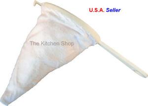Coffee Strainer Filter Cloth Spanish Colador de Cafe 4.5