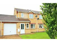 Large double bedroom in modern semi-detached property with parking (broadband + all bills included)