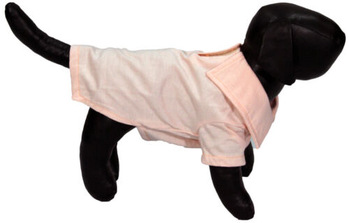 Polo Shirts for Small Dogs Pets - Peach - New 100 pc Lots
