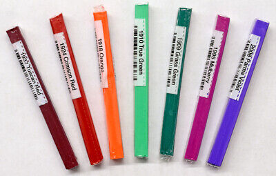 NEW- Multicolor Set of 7 Prismacolor Art Stix - fun woodless colored pencils](Multicolor Pencil)