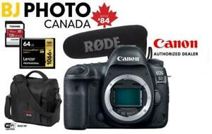 EOS 5D MARK IV BODY + HOLIDAY BUNDLE