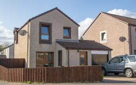 3 bedroom detached house for sale in a quiet cul-de-sac in Culloden