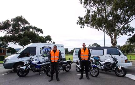 Motorcycle Lessons Scooter Lessons  Kelmscott Armadale Area Preview