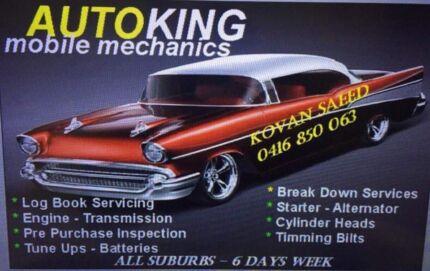 The Mechanic mobile  Perth Perth City Area Preview