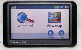 garmin satelite navigation system