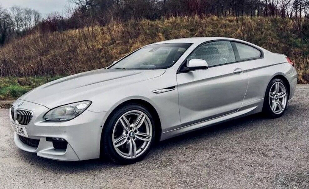 Bmw 640 D M Sport Coupsonly 2 Ownerscost Over 74k New