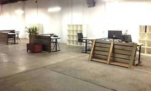 5-100sqm studio space + storage available in Creative Hub Petersham Marrickville Area Preview