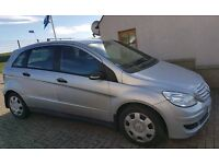 2.0 Mercedes B180 Diesel, FSH, Semi Automatic, less than 60,000, one lady owner from new
