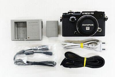 # Olympus PEN-F 20.3MP Digital Camera - Black (Body Only) S/N 01168
