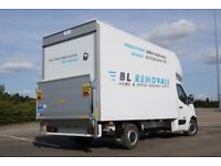 Professional man and van removals, waste and rubbish collection in Bury, Ramsbottom, Whitefield,