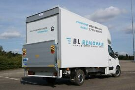 Professional man and van hire, removals, waste, rubbish and junk collection in Accrington