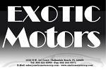 Exotic Motors Corporation