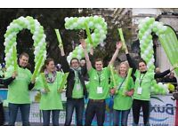 Royal Parks Foundation Half Marathon #TeamBarnardos Volunteers