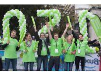 Cardiff Half Marathon - #TeamBarnardos Volunteers!