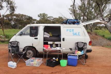 1993 Toyota Townace Perth Region Preview