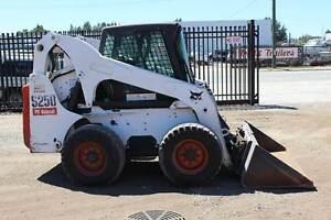2007 BOBCAT S250 SKID STEER LOADER FOR SALE - BWU0732 Kenwick Gosnells Area Preview
