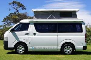 Toyota Hiace Automatic Discoverer Campervan - New Conversion! Albion Park Rail Shellharbour Area Preview