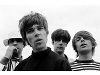 4 stone roses tickets Belfast 13/06/17 seated east upper