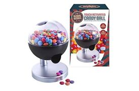 Electronic one touch bubble gum Mashine,brand new in box,ideal Xmas gift, requires 3XAAA batteries