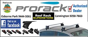 Pro-Rack (Roof Rack SuperStore) Dealer Osborne Park Stirling Area Preview