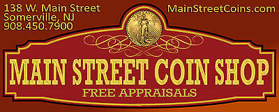 Main Street Coin Shop