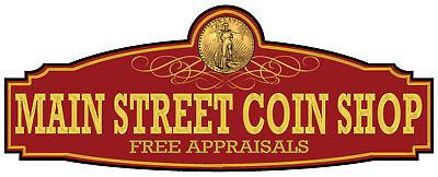 Main Street Coin Shop